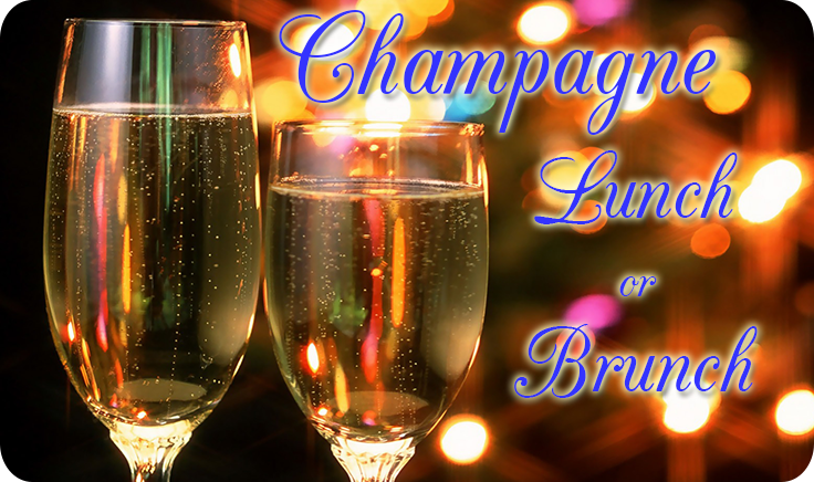 Champagne Kunch or Brunch Package