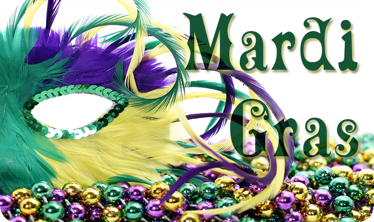 Mardi Gras Package